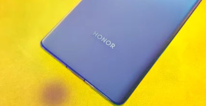 New Honor V40